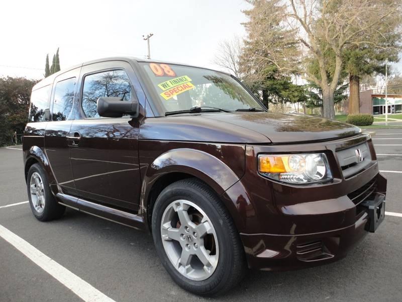 2008 Honda Element SC 4dr SUV 5A   Sacramento CA