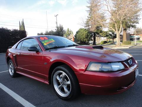 2003 Ford Mustang for sale at 7 STAR AUTO in Sacramento CA