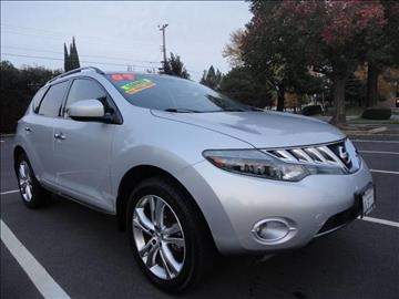 2009 Nissan Murano for sale at 7 STAR AUTO in Sacramento CA