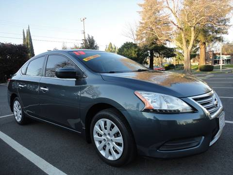 2013 Nissan Sentra for sale at 7 STAR AUTO in Sacramento CA