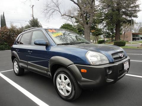 2005 Hyundai Tucson for sale at 7 STAR AUTO in Sacramento CA