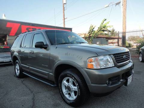 2002 Ford Explorer for sale at 7 STAR AUTO in Sacramento CA