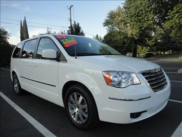 2009 Chrysler Town and Country for sale at 7 STAR AUTO in Sacramento CA