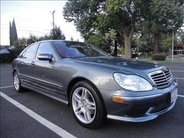 2006 Mercedes-Benz S-Class for sale in Sacramento, CA