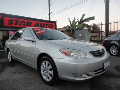 2004 Toyota Camry for sale at 7 STAR AUTO in Sacramento CA