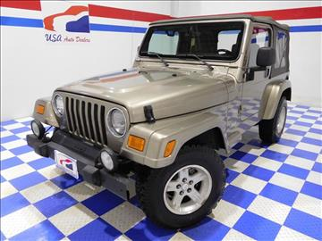 2004 Jeep Wrangler for sale in Temple Hills, MD