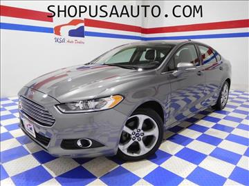 2014 Ford Fusion for sale in Temple Hills, MD
