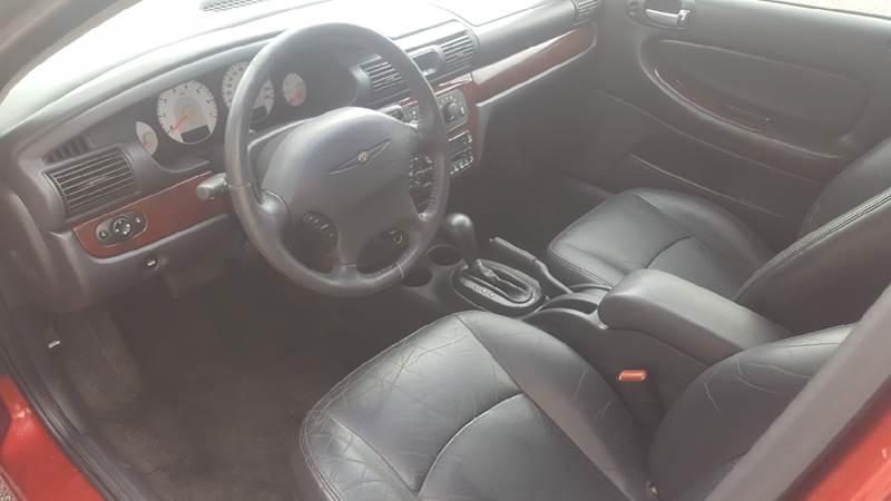 2001 Chrysler Sebring LXi 4dr Sedan - Hastings NE
