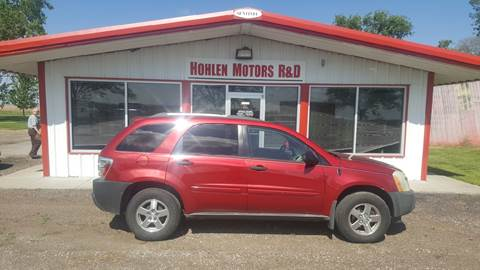 2005 Chevrolet Equinox for sale in Hastings, NE