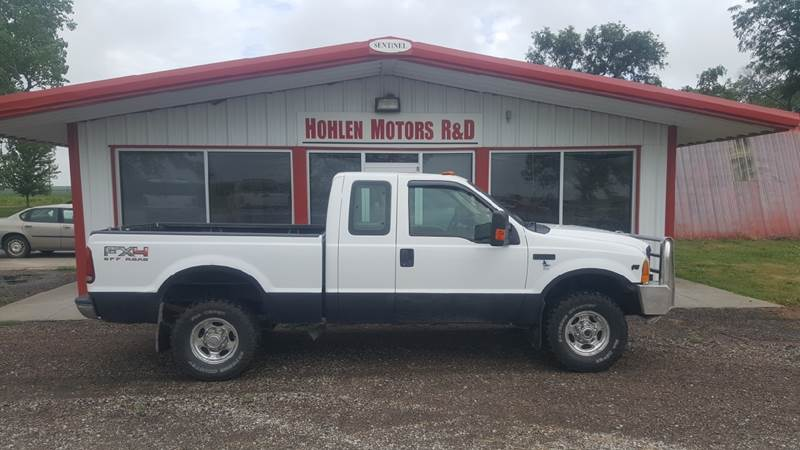 2000 Ford F-250 Super Duty 4dr Lariat 4WD Extended Cab SB - Hastings NE