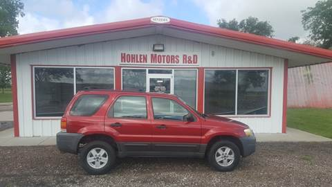 2005 Ford Escape for sale in Hastings, NE