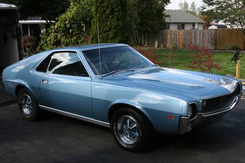 1969 AMC AMX for sale in Hastings, NE
