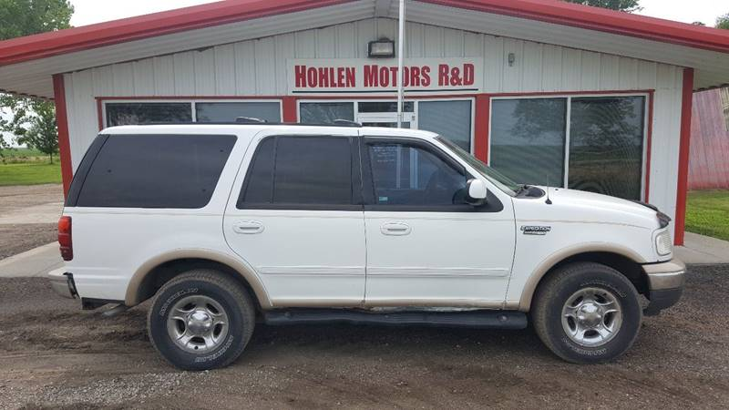 1999 Ford Expedition 4dr Eddie Bauer 4WD SUV - Hastings NE