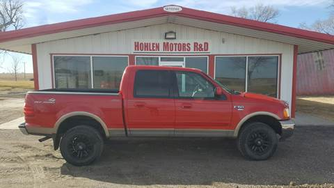 2002 Ford F-150 for sale in Hastings, NE