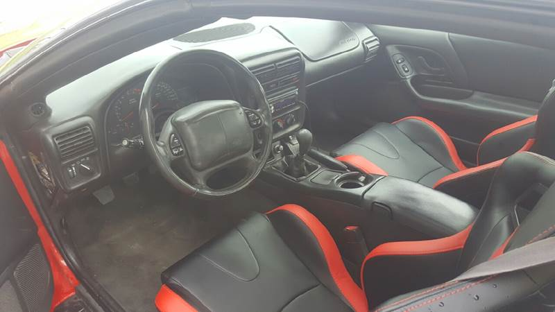 2001 Chevrolet Camaro Z28 2dr Hatchback - Hastings NE