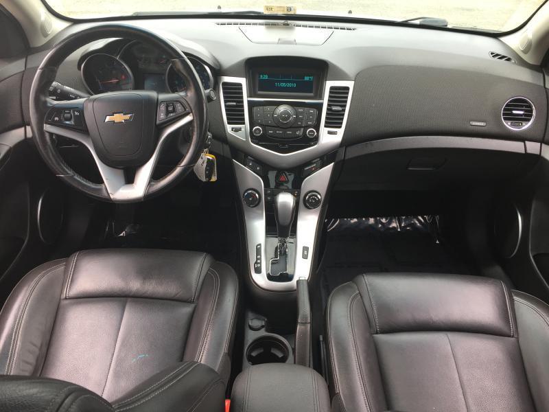 2011 Chevrolet Cruze LT 4dr Sedan w/2LT - Manassas VA
