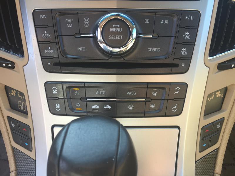 2008 Cadillac CTS 3.6L DI 4dr Sedan - Manassas VA