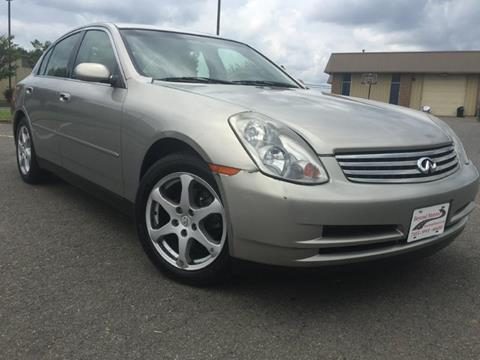 2004 Infiniti G35 for sale in Manassas, VA