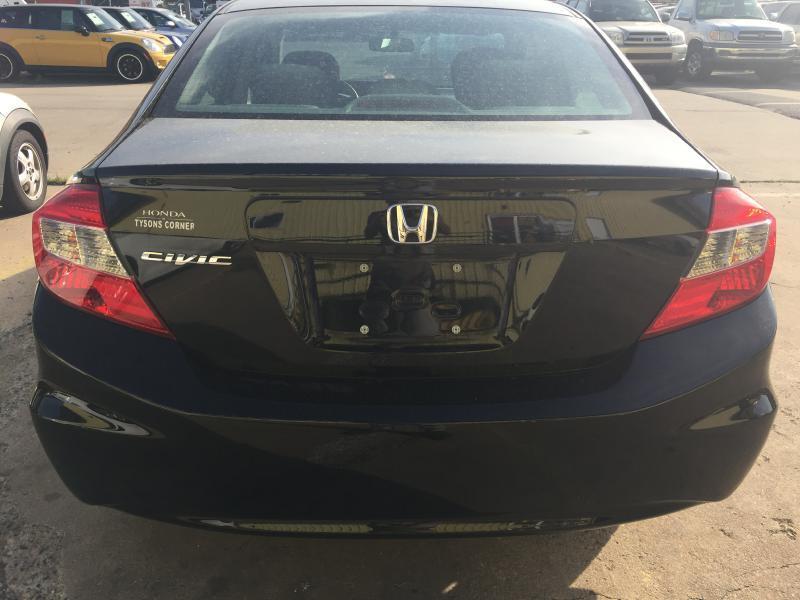 2012 Honda Civic LX 4dr Sedan 5A - Manassas VA