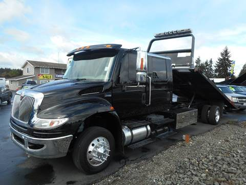 2008 International 4000 for sale in Spanaway, WA