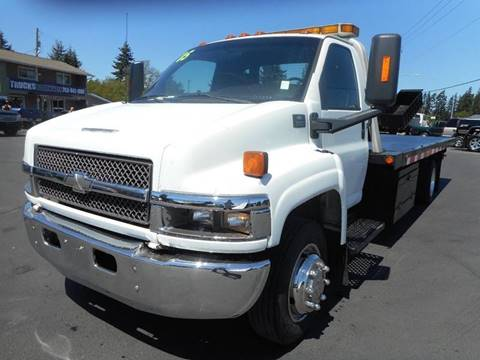 2005 Kodiak C5500 for sale in Spanaway, WA