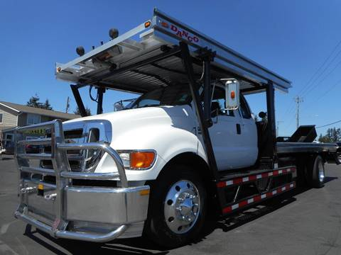 2004 Ford F-650 for sale in Spanaway, WA