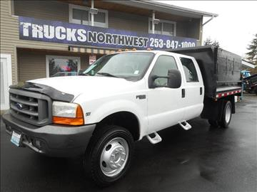 1999 Ford F-450 for sale in Spanaway, WA
