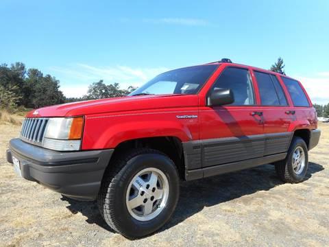 1994 Jeep Grand Cherokee for sale in Spanaway, WA