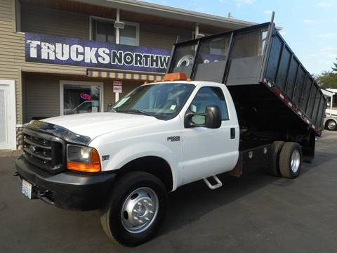 1999 Ford F-550 for sale in Spanaway, WA