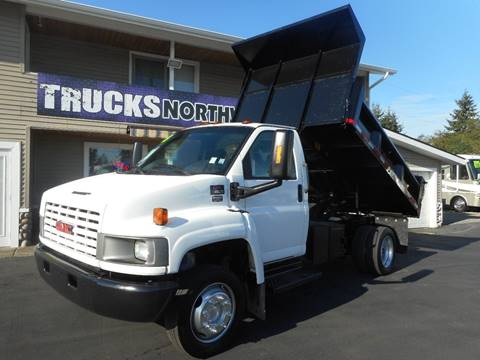 2003 GMC TOPKICK for sale in Spanaway, WA