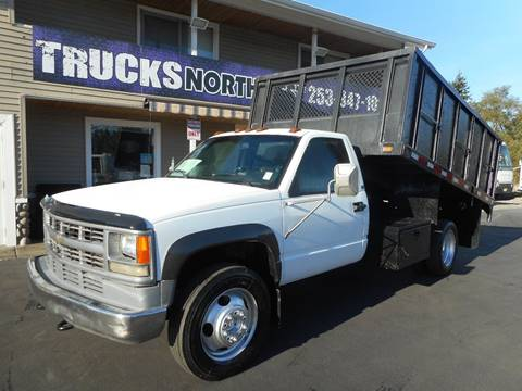 1994 Chevrolet Silverado 3500HD for sale in Spanaway, WA