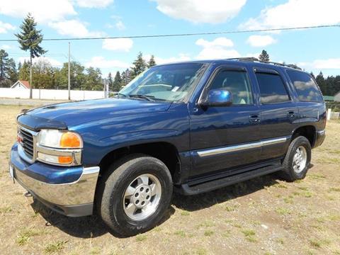 2000 GMC Yukon for sale in Spanaway, WA