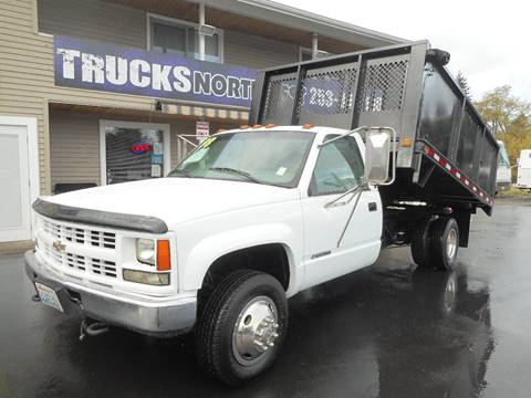 1998 Chevrolet CK3500 for sale in Spanaway, WA