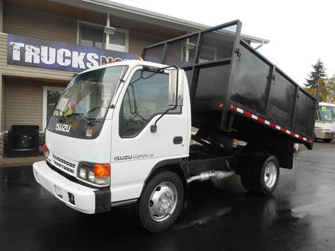 2004 Isuzu NPR for sale in Spanaway, WA