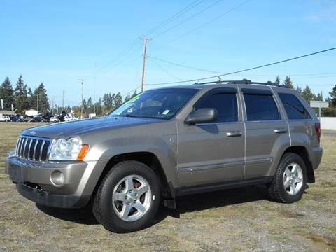 2005 Jeep Grand Cherokee for sale in Spanaway, WA