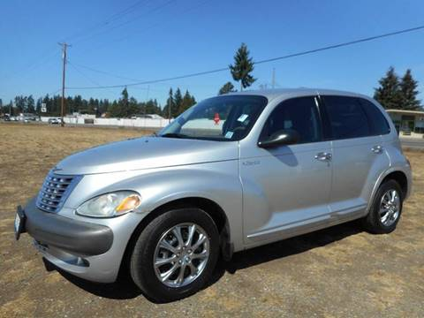 2002 Chrysler PT Cruiser for sale in Spanaway, WA