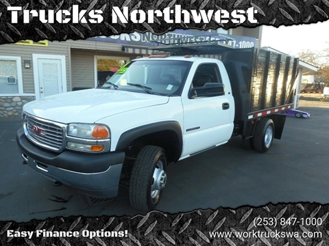 2001 GMC C/K 3500 Series for sale in Spanaway, WA