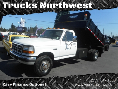 1997 Ford F-450 for sale in Spanaway, WA