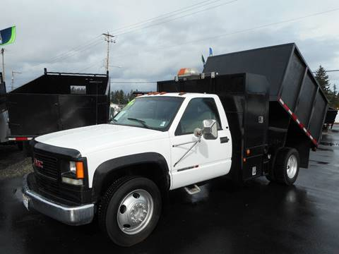 1998 GMC C/K 3500 Series for sale in Spanaway, WA