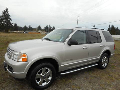 2004 Ford Explorer for sale in Spanaway, WA