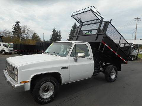 1981 GMC C/K 2500 Series for sale in Spanaway, WA