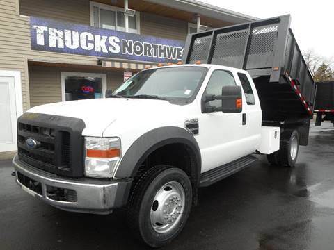2008 Ford F-450 for sale in Spanaway, WA