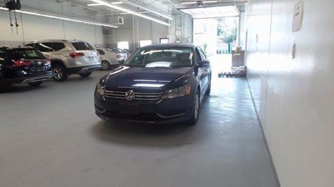 2014 Volkswagen Passat for sale in Allston, MA