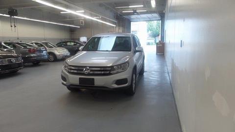2014 Volkswagen Tiguan for sale in Allston, MA