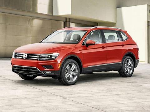 2018 Volkswagen Tiguan for sale in Allston MA