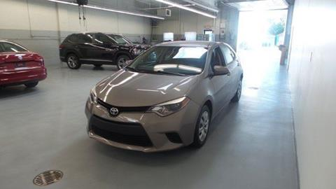 2014 Toyota Corolla for sale in Allston MA