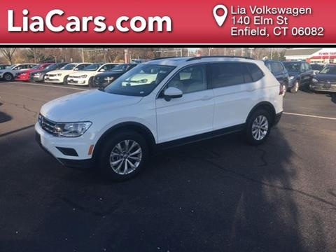 2018 Volkswagen Tiguan for sale in Allston, MA