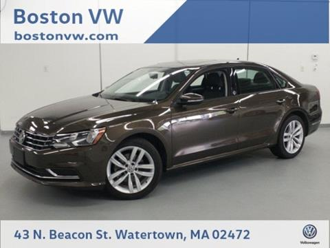 2019 Volkswagen Passat for sale in Allston, MA