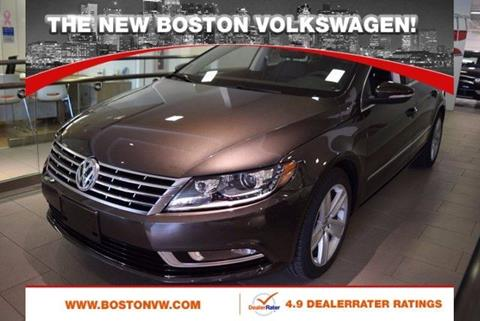 2017 Volkswagen CC for sale in Allston MA
