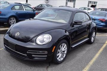 2017 Volkswagen Beetle for sale in Allston, MA